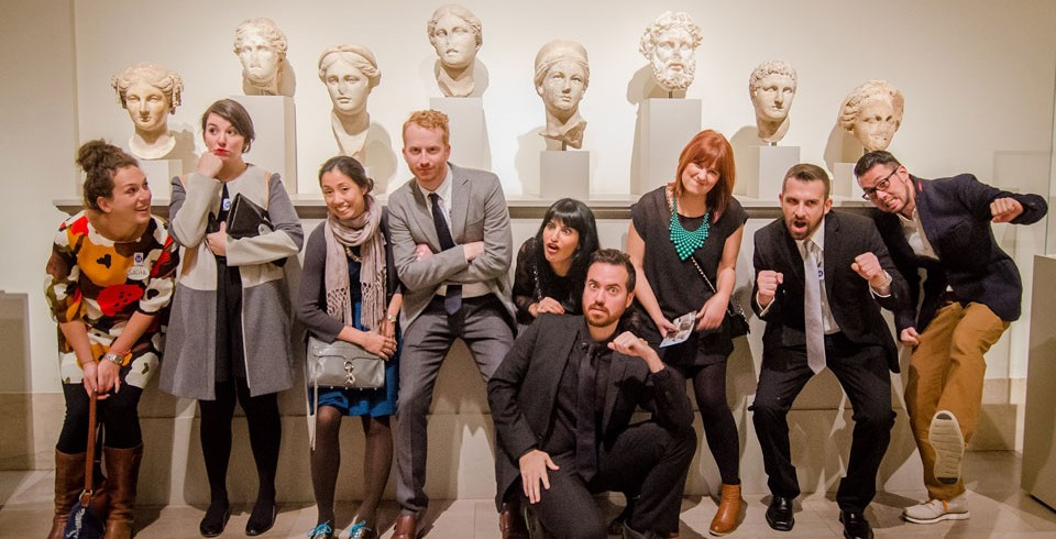 Museum Hack rehberli turlarıyla müzeler bir harika dostum!